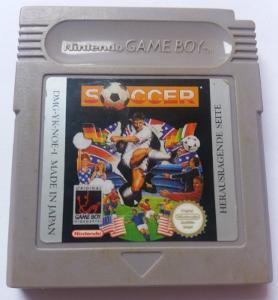 (GB) Nintendo GameBoy //Soccer//