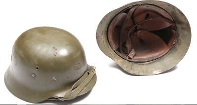 Vojenská helma ŠPANĚLSKO II.světová válka