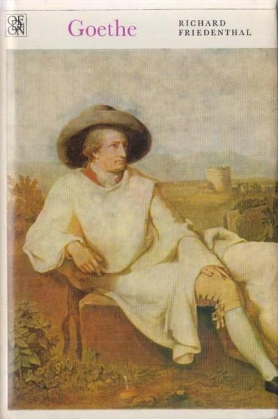 RICHARD FRIEDENTHAL - Goethe
