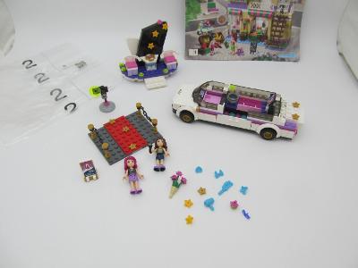 Lego FRIENDS 41107 Limuzína  vic foto v popisu