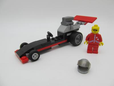 Lego 30358 závodní auto vic foto v popisu