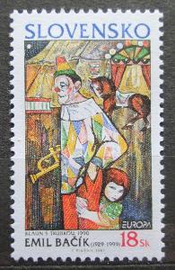 Slovensko 2002 Evropa CEPT, cirkus Mi# 424 1044