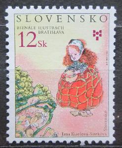 Slovensko 2003 Knižní ilustrace Mi# 465 1044
