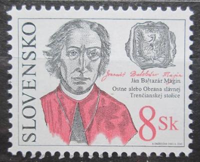 Slovensko 2003 Ján Baltazár Magin Mi# 467 1045