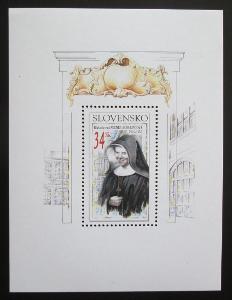 Slovensko 2005 Zdenka Schelingová Mi# Block 23 1047