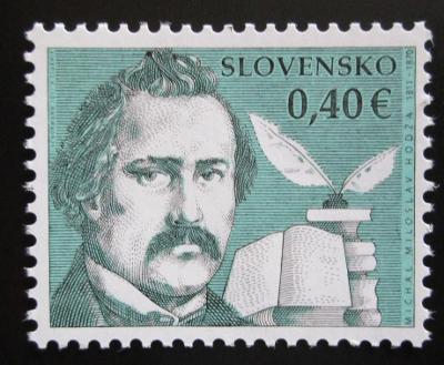 Slovensko 2011 Michal Miloslav Hodža, politik Mi# 668 1048