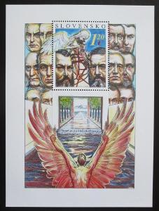 Slovensko 2011 Slovenské memorandum, 150. výročí Mi# Block 35 1049