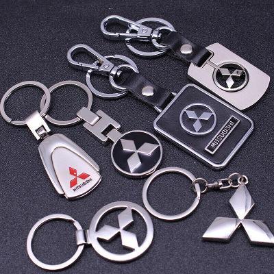 MITSUBISHI Logo - přívěšek na klíče 6 druhů