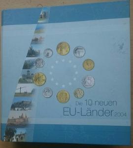 Album + 10 sad nových členských zemí EU