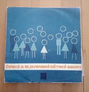 CESKE A SLOVENSKE DETSKE SBORY -LP