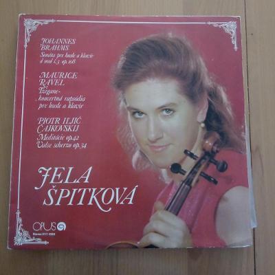 JELA SPITKOVA - LP