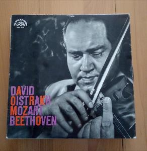 DAVID OISTRAKH - MOZART BEETHOVEN - LP