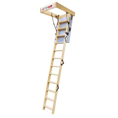 Půdní schody 4STEP: TERMO 90x70 poklop 26mm