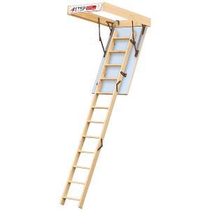 Půdní schody 4STEP: TERMO 120x60 poklop 26mm
