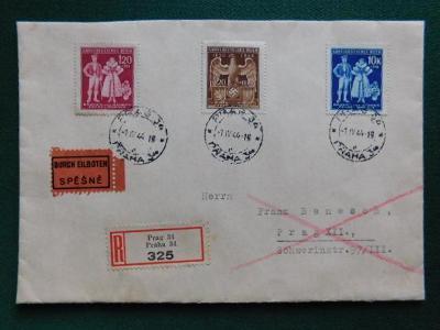 Dopis - Praha