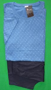 Pánské letní pyžamo vel.  3XL, 4XL
