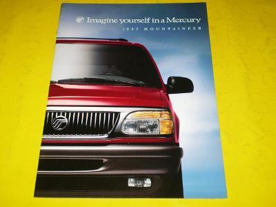 --- Mercury Mountaineer (1997) ----------------------------------- USA