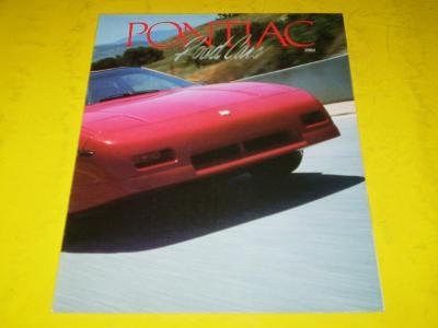 --- Pontiac 1988 ------------------------------------------------- USA