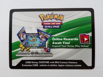 Pokémon TCG Online - Flame Theme Deck (kód)