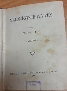 Maloměstké povídky-František Heritesa