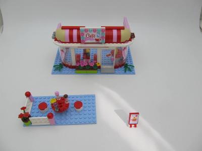 LEGO FRIENDS 3061 Kavárna, vic foto v popisu