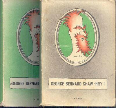 GEORGE BERNARD SHAW HRY 1-2