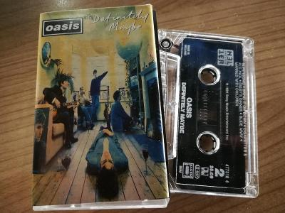 MC OASIS-DEFINITELY MAYBE/1994