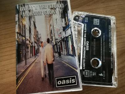 MC OASIS-(WHAT'S THE STORY) MORNING GLORY? /1995