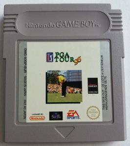 (GB) Nintendo GameBoy //PGA Tour 96//