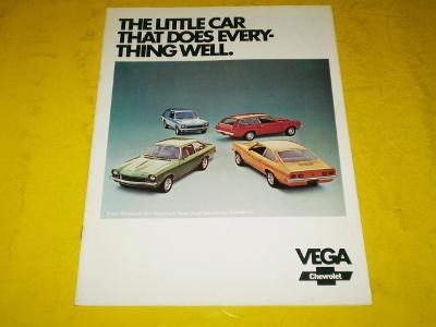 --- Chevrolet Vega (1973) ---------------------------------------- USA