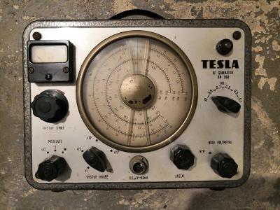 VF generátor Tesla BM368