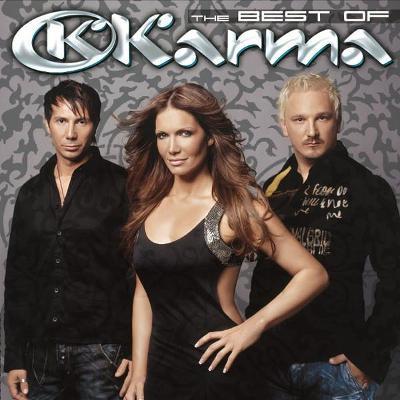 KARMA - The Best Of 2CD Album (Popron Traxx Czech Republic)