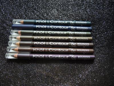 Tužky na oči - BOURJOIS - KHOLA CONTOUR
