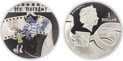 Jen počkej zajíci - pamětní mince 2010