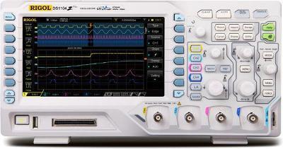 Rigol DS1074Z-S Plus 4-kanálový osciloskop