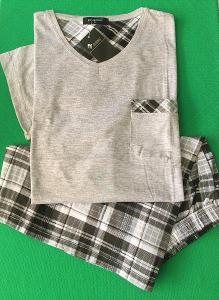 Pánské letní pyžamo vel. 3XL (2160)