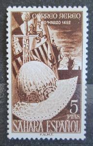 Španělská Sahara 1952 Král Ferdinand V. Mi# 128 Kat 40€ 1127