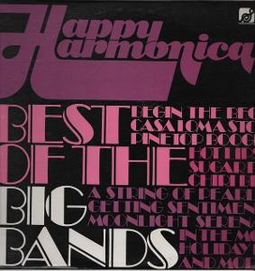 Happy Harmonica Best of the Big Bands 1976 Sunnyvale USA?