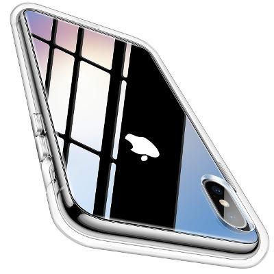 Apple Iphone X / XS obal pouzdro kryt silikonový ANTI SHOCK slim sh6