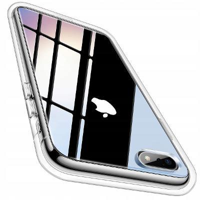 Apple Iphone 7 / 8 obal pouzdro kryt silikonový ANTI SHOCK slim sh5