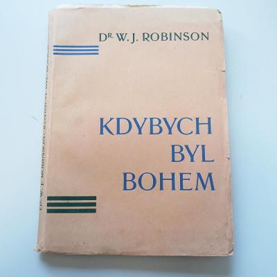 -- KDYBYCH BYL BOHEM  - 1932 --