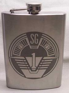 STARGATE SG1  placatice  240 ml
