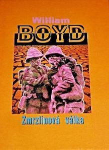 William Boyd Zmrzlinová válka