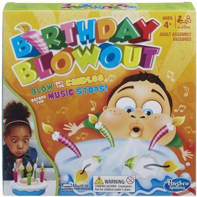 HASBRO BIRTHDAY BLOWOUT
