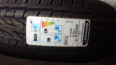 285/65R17 116H ContiCrossContact LX 2 FR BSW M+S CONTINENTAL