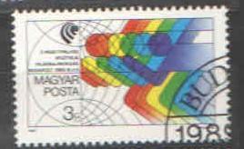 Maďarsko 1989- Mi.4010 -Mistrovství světa v atletice