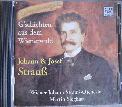 Johann & Josef Strauss - výběr