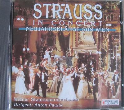 Strauss in Concert - Novoroční písně z Vídně