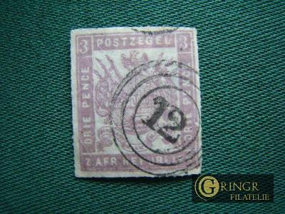 1871 - Mi.- 5 / raz. - Südafrikanische Staaten, Transvaal - Jihoafrick