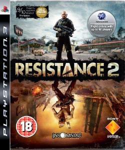 PS3 - Resistance 2